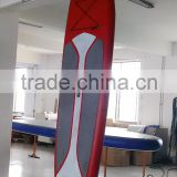 Hot sale board yoga balance board active board for sale i-sup red gray