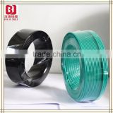 PVC insulation material and overhead application copper conductor electric cables 2.5mm,electric wire