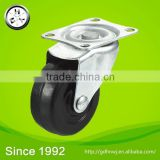 The best business reputation Swivel top plate industrial rubber duty caster wheels (IC16)