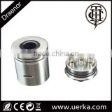 best vaporizer THC Draenor RDA big battery bottom button vaporizer mod