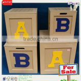 2014 New Design Cheap Antique Decorative Wooden Letter Box