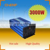 Chenf 3000W Energy Saving Best Quality and Good Price Hot in Europe 12V 110V DC to 230V 220V AC Pure Sine Wave Power Inverter