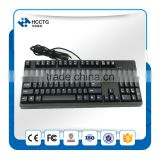 lastest shenzhen Waterpoof USB Mini Mechanical gaming keyboard--HGK104                                                                         Quality Choice
