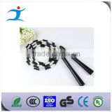 Fitness Training Weight Loading Beaded Colorful High Quality Jump Rope