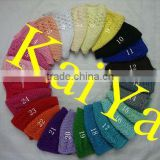 100% cotton knitted kufei hat in servral colors