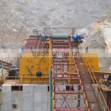 SANYYO limestone quartz marble impact crusher price CE ISO stone crushing machinery PF1214