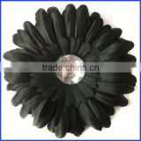 Hottest and new black daisy flowers hair clips