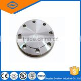 DIN stainless steel forged blank flange