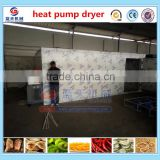 Stainless steel clean heat pump dryer electric PLC control preserved fruit dehydrator machine