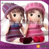 Best American Doll For Sale Custom Stuffed Human Plush Dolls For Girls