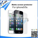 ROHS!!!Screen Guard Anti-Smudge Screen Protector/USB Touch Screen Film/Screen Protector For Iphone5.*