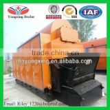 high quality and popular oversea 0.5-20t/h steam boiler iron