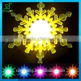 Christmas decoration led light Snowflake motif Light / Snow Light for factory price hot selling