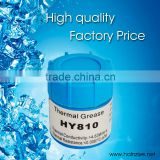 Grey CPU Thermal conductive silicone grease thermal heat sink Compound HY810