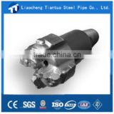 PCD tungsten alloy sintered, PCD tire concave bit in the body Chinese brand low price high quality service