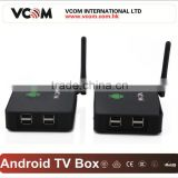 2014 Best Selling Android 4.2 Smart TV Box Built in Wifi