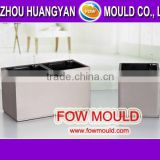 CNC concrete flower pot molds