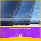 NO.A2179 tencel rayon and polyester twill denim garment fabric