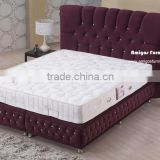 Modern teak wood double bed designs for sale