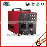 Hot selling aluminum welding machine welding equipment IGBE Module DC Inverter machine TIG-250 AC/DC