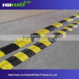 Hang-Ao company is manufacturer and supplier of highway warning rubber speed bump rubber speed bump and hump