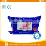 baby care high quality baby wipes/baby face wipes