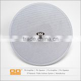 Fashion Home Theater Ceiling Speaker For Background Music System