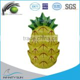 Wholesale pineapple Environmental PVC inflatable pineapple float
