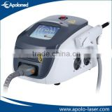 Chinese Apolo ISO CE approved beauty machine eyelid tattoo removal