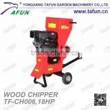 agricutrual machinery/ professional industrial srum wood chipper shredder with gs for sale made in china