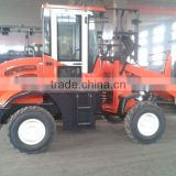 civil engineering equipment 1.5 ton mini loader with changchai engines