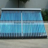 Aluminum Evacuated U-pipe solar collectors