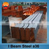 Alibaba China building material steel I beam