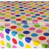 New design cheap PVC table cloth factory