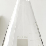 Lab glassware of Glass Conical Flask Lab equipment High Capacity Flask