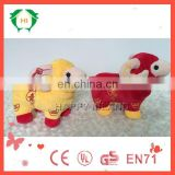 HI EN1/2/3 China plush toy factory custom stuffed sheep plush toy for children