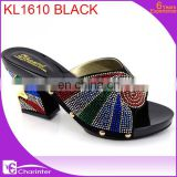 italian ladies shoes slipper cheap ladies slipper new style ladies shoes