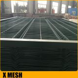 3D curvy welded triangular bending wire mesh fence