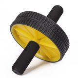 Body Building Training Plastic AB Wheel