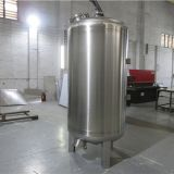 Stainless Steel Water Filter Stainless Steel Pressure Tank Mechanical Sand Filter