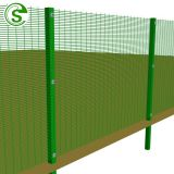 2m high anti climbed fencing export to Lusaka Zambia