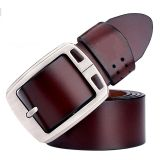 For Jeans Pants Belt  Genuine Leather Belt Custom Promotional Gift