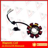 bajaj ct100 engine spare parts motorcycle magnetic coil