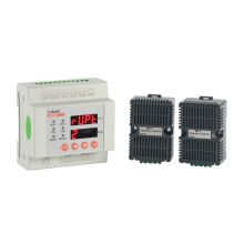 WHD20R-22 DIN Rail Digital Temp And Humidity Monitor And Control Meter