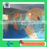 giant inflatable bubble roller water bubble ball water bubble column for sale