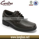 Chinese man leather dress shoes A873-2