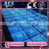 ACS high quality products 5050smd 3d led floor tiles
