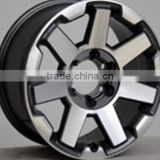 17x7.5 Replica alloy wheel rim for toyota Land Cruiser japan rims 4x4 suv fj cruiser 2013 2014 Prado