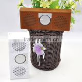 New V3.0 wireless microphone mini speaker portable stereo digital speaker cheap bluetooth