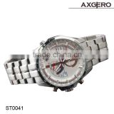 Chinese wholesale watches 5 atm water resistant stainless steel wrist watch